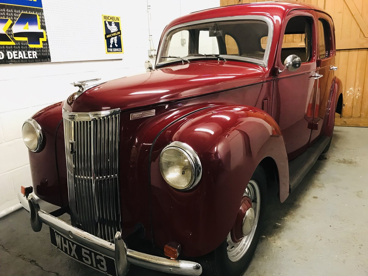 1951 Ford Prefect SOLD (picture 2 of 6)