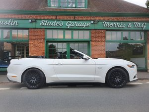 Picture of 2017 Ford Mustang GT Convertible  SOLD
