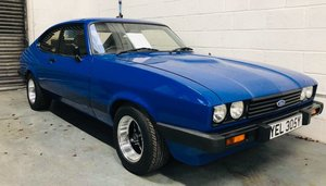 Ford Capri ST170 Duratec Conversion