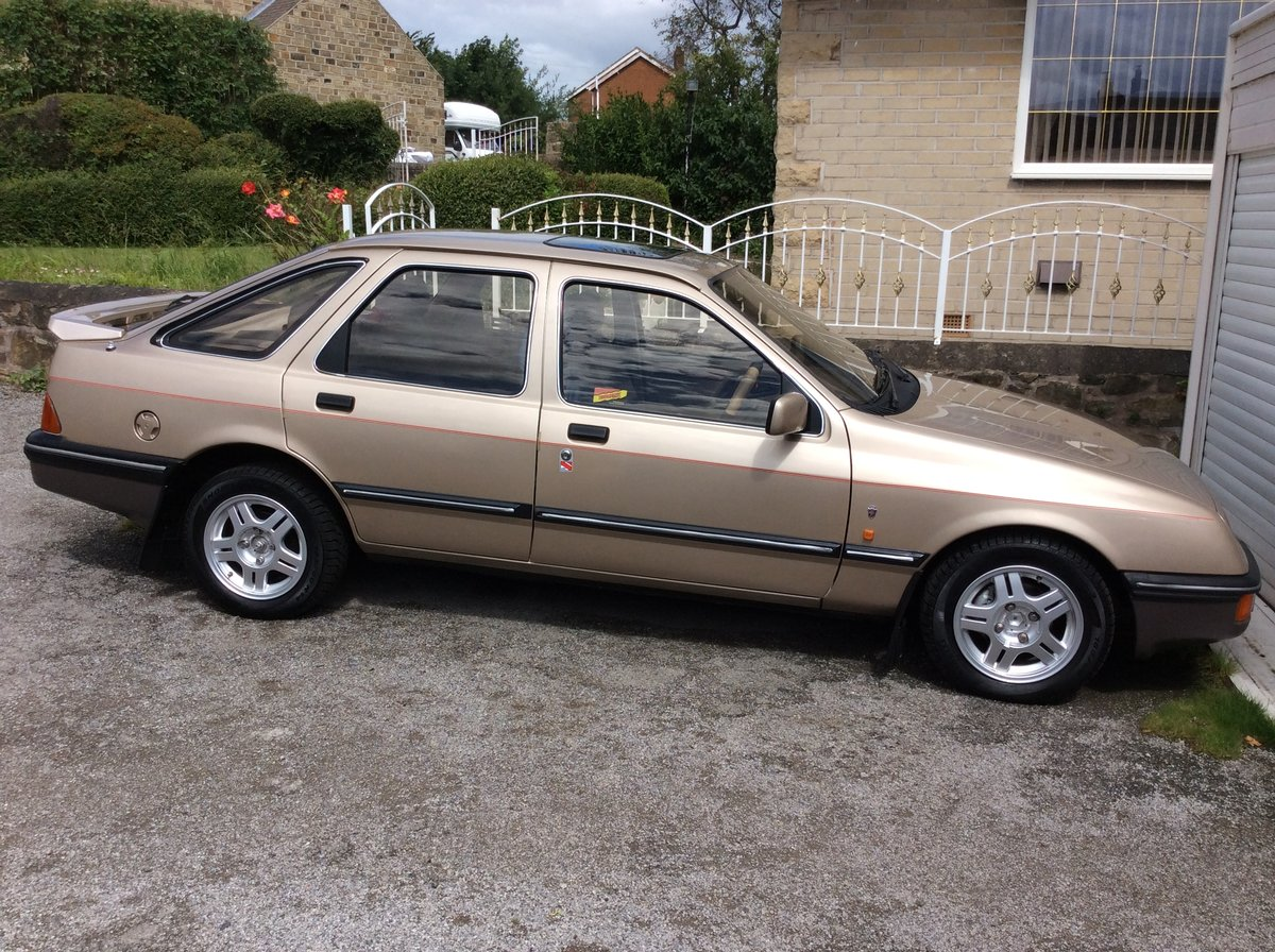 1983 Ford Sierra For Sale (picture 1 of 6)