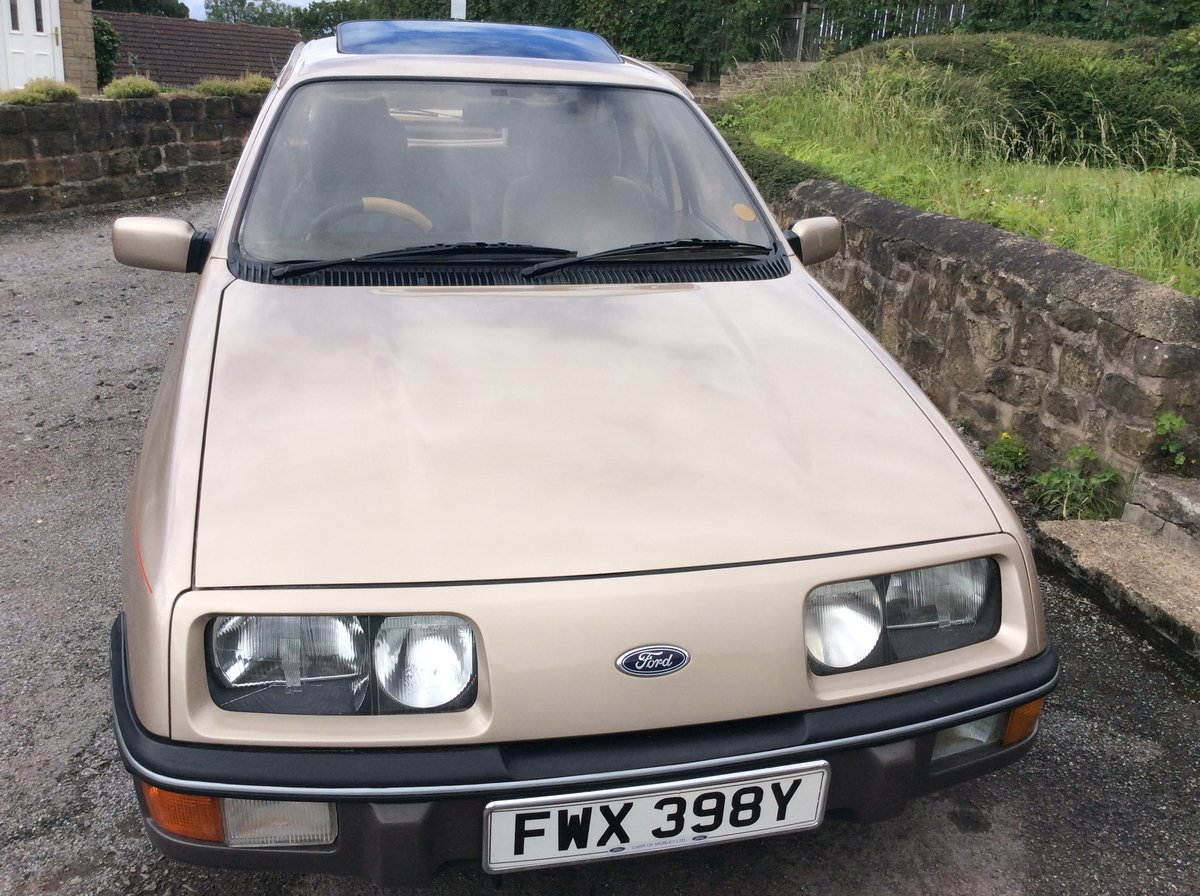 1983 Ford Sierra For Sale (picture 2 of 6)