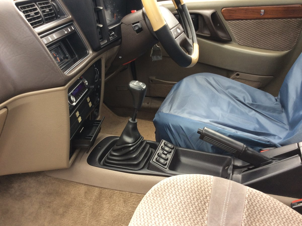 1983 Ford Sierra For Sale (picture 5 of 6)