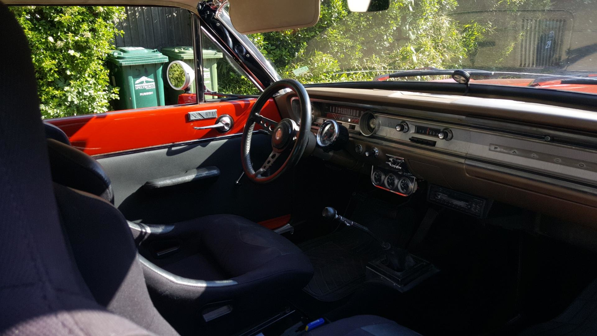 1965 Falcon Reluctant sale SOLD (picture 6 of 6)
