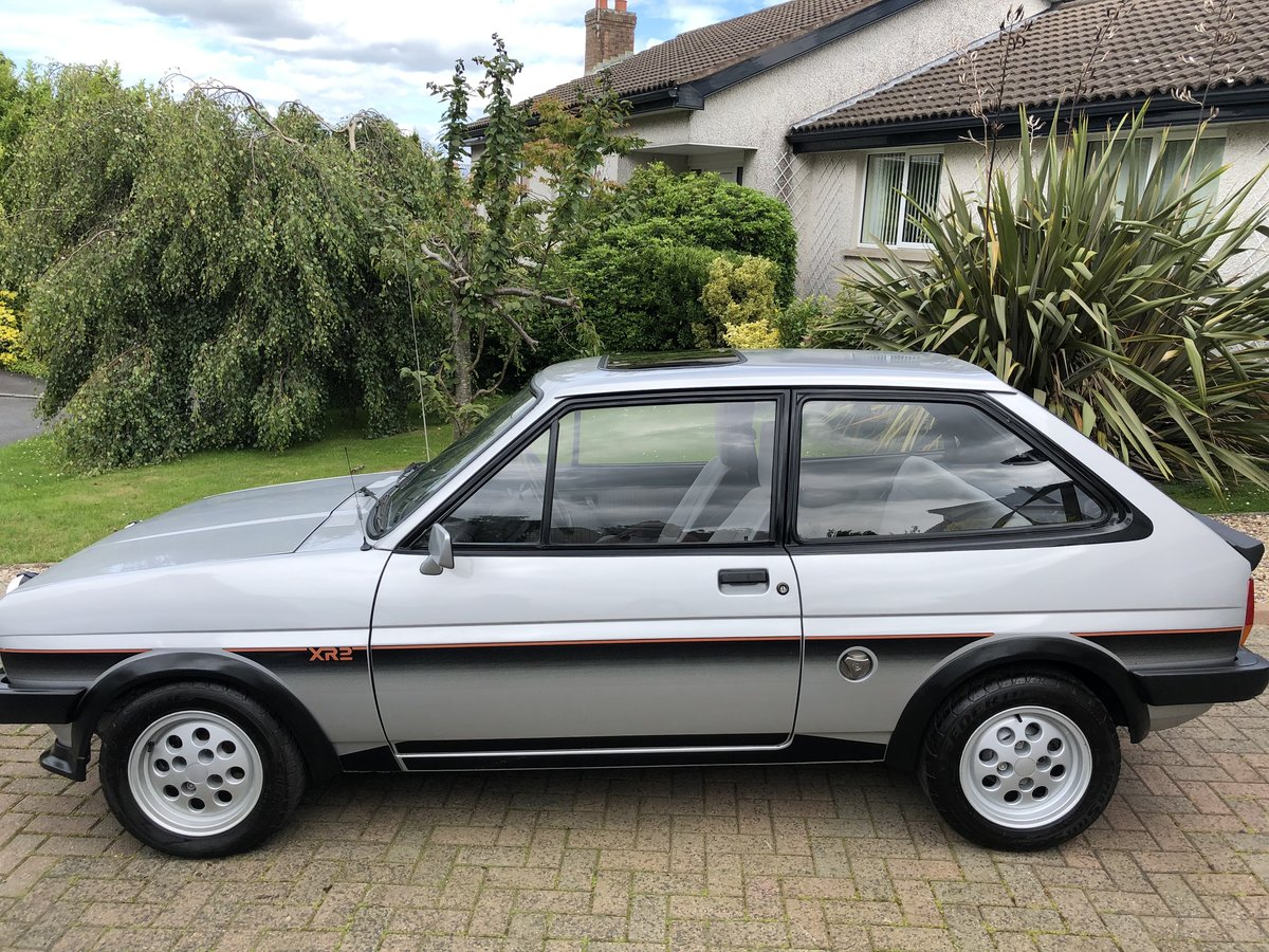 1982 Ford Fiesta XR2 MK1 SOLD (picture 1 of 6)