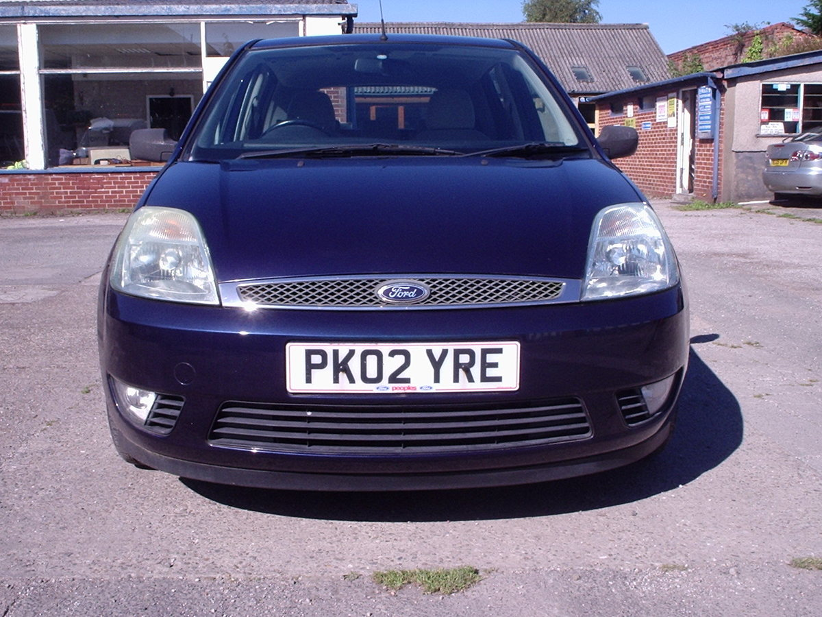 2002 FORD FIESTA 1.6 GHIA LOW MILEAGE SOLD (picture 3 of 6)