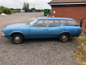 1975 Ford Cortina 1600 L 'Decor' Estate For Sale by Auction