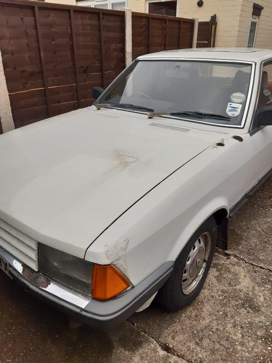 1982 Ford Granada For Sale (picture 3 of 6)