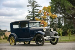 1928 Ford AF Coach - No reserve
