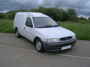 1994 Ford Escort Diesel Van For Sale