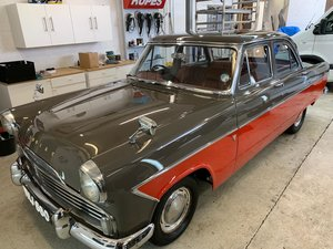 This 1960 Zodiac is fantastic !