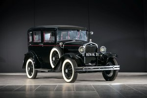 1931 Ford A Limousine - No reserve For Sale by Auction