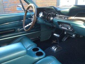1967 Excellent notchback