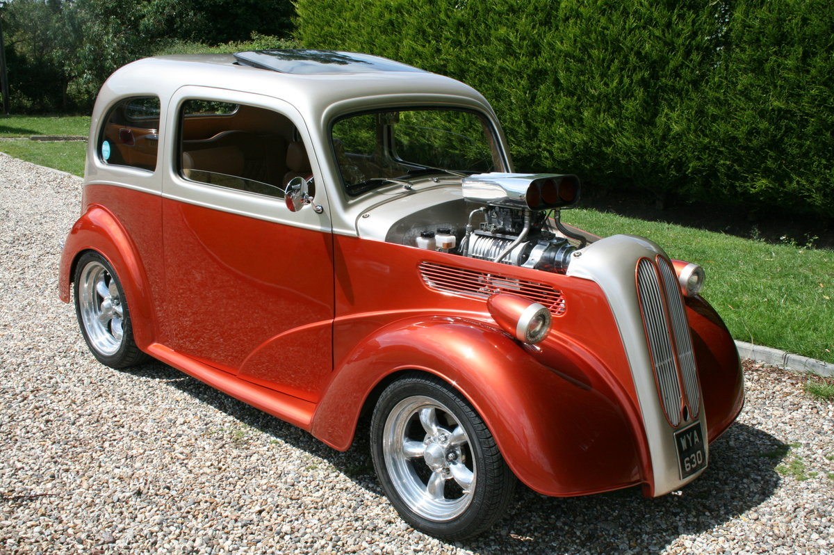 1956 Ford Pop V8 Hot Rod . Exceptional, Show Standard Build  For Sale (picture 1 of 6)