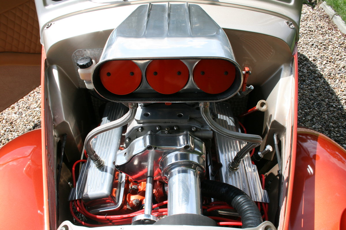 1956 Ford Pop V8 Hot Rod . Exceptional, Show Standard Build  For Sale (picture 3 of 6)