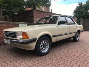 1980 Ford Cortina 1600 GL Auto