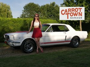 "Picture of 1965 Ford Mustang 289 ""C"" Code V8 Shelby GT 350  For Sale"