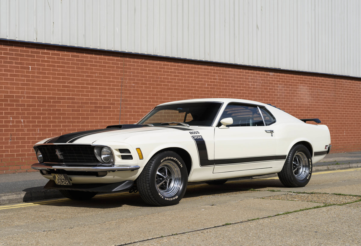 1970 Ford Mustang Boss 302 (LHD) For Sale (picture 1 of 23)