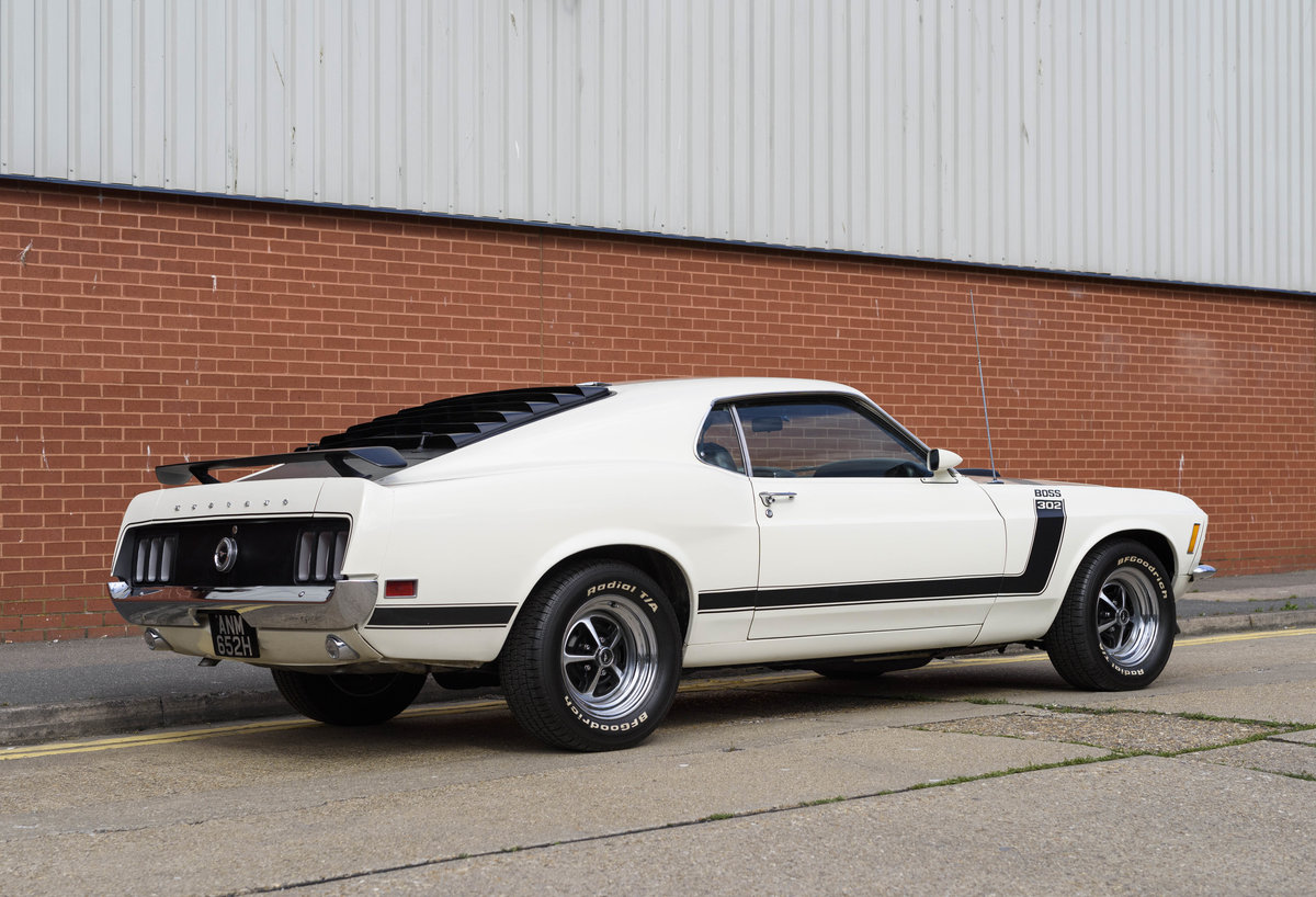 1970 Ford Mustang Boss 302 (LHD) For Sale (picture 3 of 23)