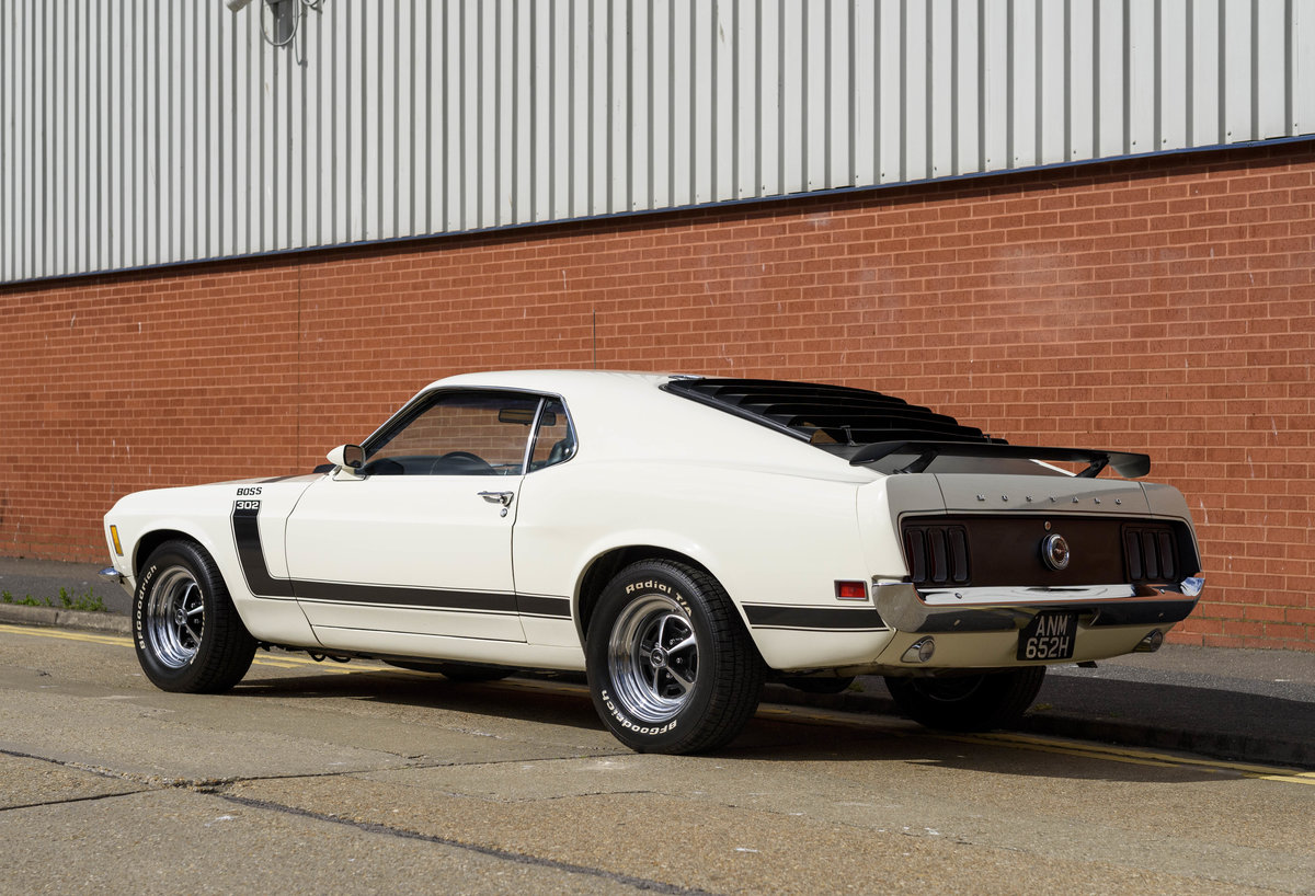 1970 Ford Mustang Boss 302 (LHD) For Sale (picture 4 of 23)