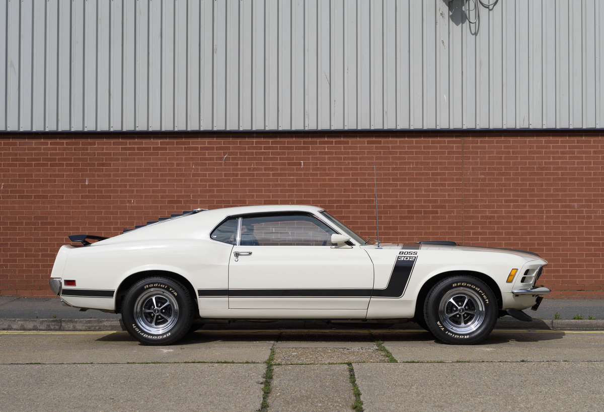 1970 Ford Mustang Boss 302 (LHD) For Sale (picture 5 of 23)