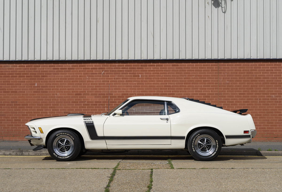 1970 Ford Mustang Boss 302 (LHD) For Sale (picture 6 of 23)