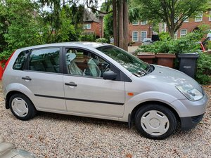 Exceptional  Ford Fiesta Finesse 1.3 Just 32,400 Miles