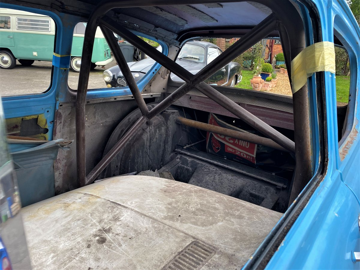 1960 FORD ANGLIA - RACE PREPARED For Sale (picture 5 of 6)