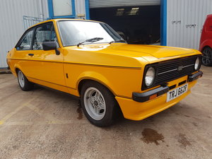 Ford Escort Mk2 Mexico Replica