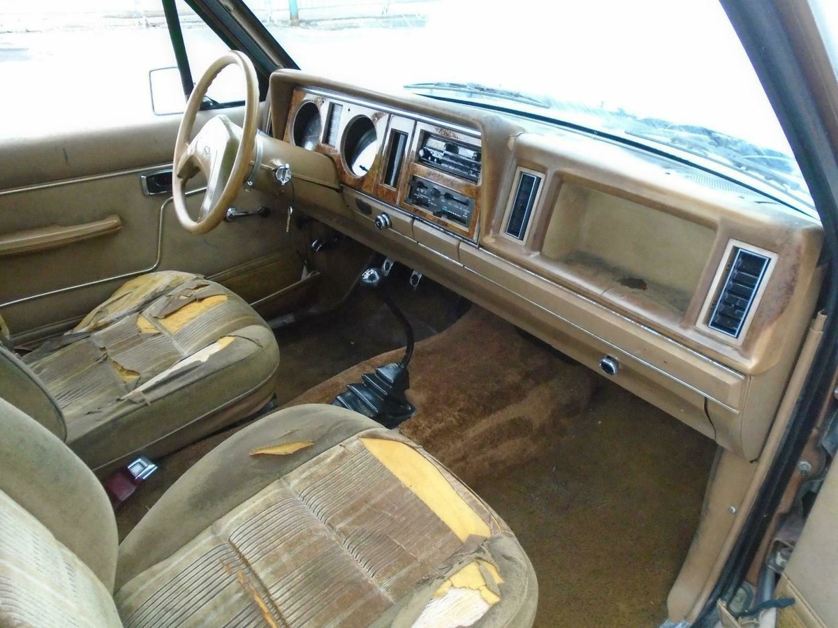 1986 FORD RANGER 2.9 V6 MANUAL LHD PICKUP DRIVES! SOLID RUST FREE For Sale (picture 6 of 6)