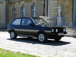 Ford Fiesta XR2 in Superb Condition