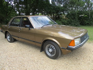 1981 Ford Granada ONLY 1 FORMER KEEPER