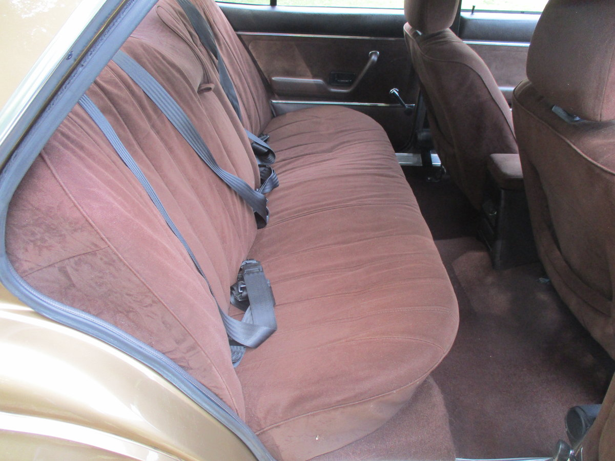 1981 Ford Granada ONLY 1 FORMER KEEPER For Sale (picture 5 of 6)