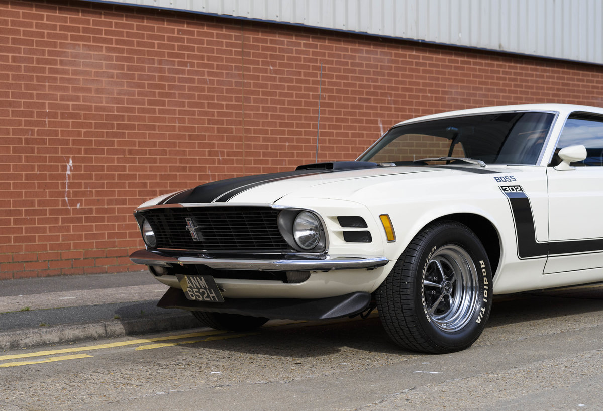 1970 Ford Mustang Boss 302 (LHD) For Sale (picture 9 of 23)