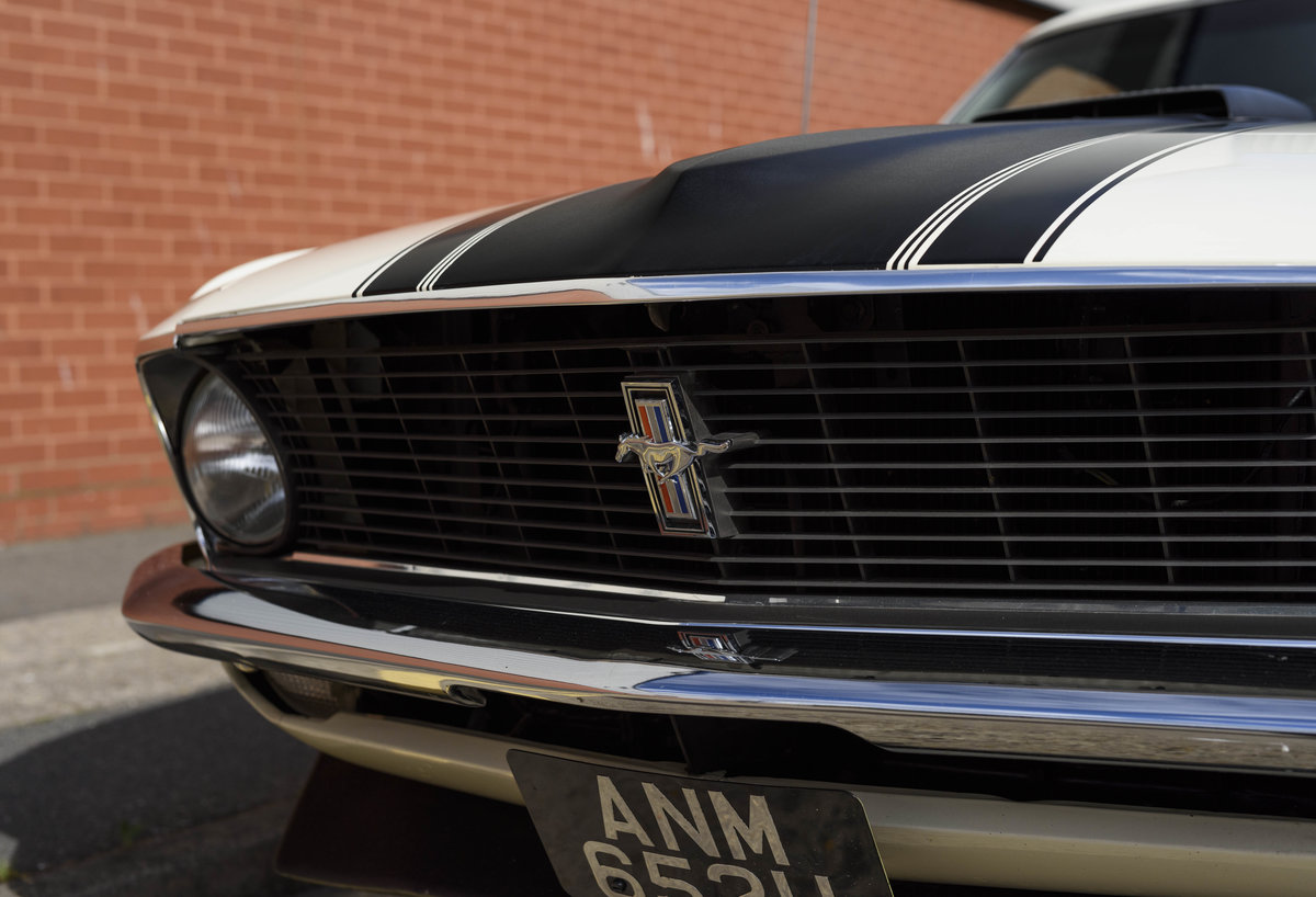 1970 Ford Mustang Boss 302 (LHD) For Sale (picture 11 of 23)