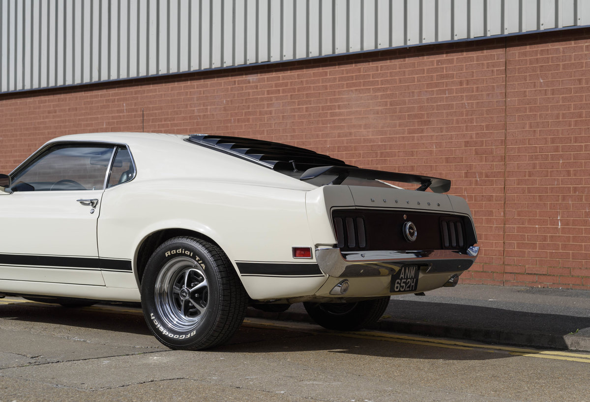 1970 Ford Mustang Boss 302 (LHD) For Sale (picture 14 of 23)