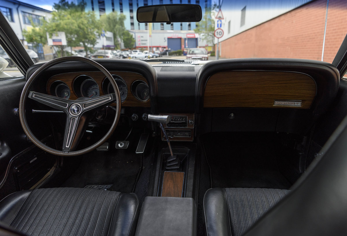 1970 Ford Mustang Boss 302 (LHD) For Sale (picture 16 of 23)