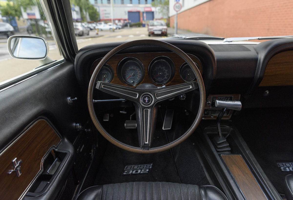 1970 Ford Mustang Boss 302 (LHD) For Sale (picture 17 of 23)