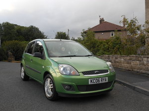2006 Ford Fiesta 1.4i-16V Zetec Climate 5DR + 70K + face Lif For Sale