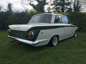 1963 Ford MK 1 CORTINA 2 DOOR LOTUS RECREATION For Sale