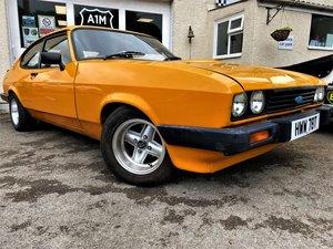 1985 Ford Capri 2.8i For Sale