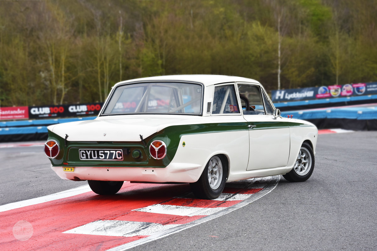 1965 Ford Lotus Cortina For Sale (picture 2 of 6)
