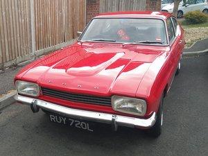 Mk1 Ford Capri 1600 XL 1973