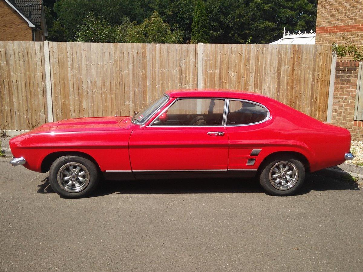 1972 Mk1 Ford Capri 1600 XL 1973  For Sale (picture 2 of 6)