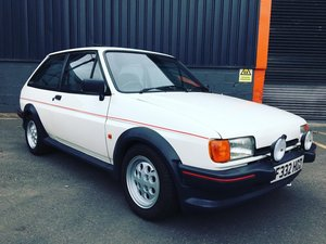 FORD FIESTA XR2 RESCUED, RESTORED, RETURNED TO THE ROAD
