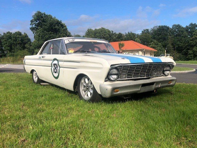 1964 Ford Falcon Sprint FIA Racecar For Sale (picture 1 of 6)