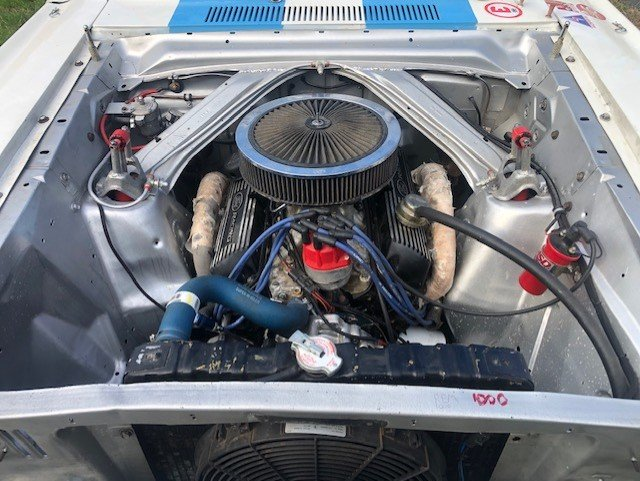 1964 Ford Falcon Sprint FIA Racecar For Sale (picture 4 of 6)