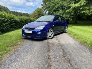 2003 Ford Focus RS (Mk 1) SOLD