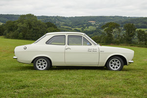 1969 Unrestored one family owned Mark 1 Escort Twin Cam