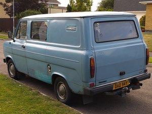 Mk2 Transit Crew Van 120L