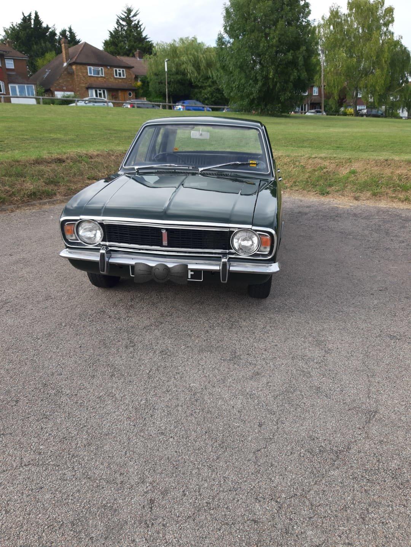 1968 Cortina mk2 1600 Auto For Sale (picture 2 of 6)